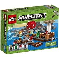 LEGO 21129 マインクラフト きのこ島