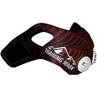 標高トレーニングマスク2.0ブラックWidowスリーブ、ラージ