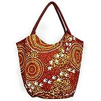 Bag Shopper Aboriginal Design - Dry Design - Luther Cora
