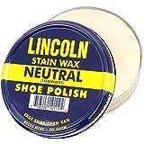 [POLARIS] LINCOLN シューポリッシュ 【新色入荷! 全13色】 天然カルナバワックス使用 靴 ワックス アメリカ製 石油由来成分不使用