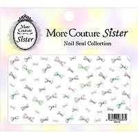More Couture(モアクチュール)モアクチュールシスター ネイルシールNSC-2