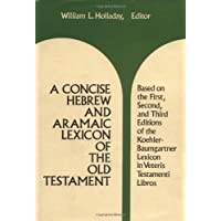 A Concise Hebrew and Aramaic Lexicon of the Old Testament: B…