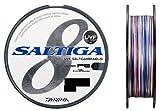 ダイワ(Daiwa) ライン UVF ソルティガ 8ブレイド+Si  400m  7号