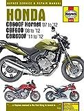 Honda CB600F Hornet (07-12), CBF600 (08-12) & CBR600F (11-12) (Haynes Powersport)