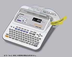 カシオ ラベルライター ネームランド ハイスペックモデル KLD-350 DISCタイトル対応