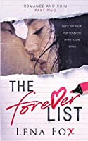 The Forever List (Romance and Ruin)