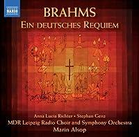 Brahms: A German Requiem by Richter (2013-08-27)