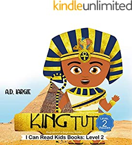 King Tut: Biographies For Beginning Readers (I can read level 2 Book 1) (English Edition)