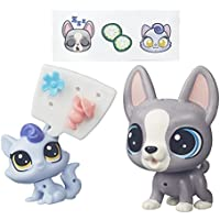 Littlest Pet Shop Delaware French and Fiala Mauve