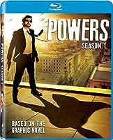 Powers: Season 1 [Blu-ray] [Import]