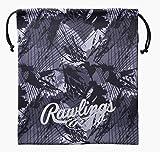 ローリングス(Rawlings) 野球用 グラブ袋 コンバットネイビー EAC10F11 サイズ 40X34.5cm