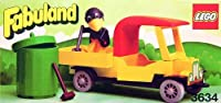 Lego Fabuland Charlie Crow's Carry-All 3634