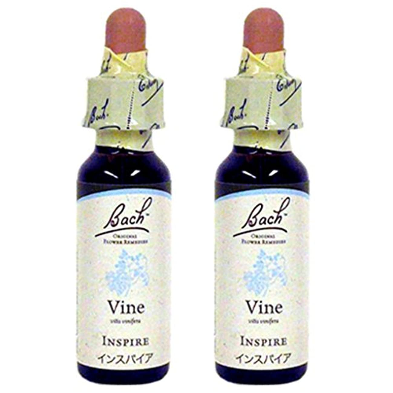 気になる効果ウサギバッチフラワー バイン 10ml グリセリン 2本セット