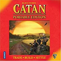 Settlers of Catan - Portable Edition [並行輸入品]