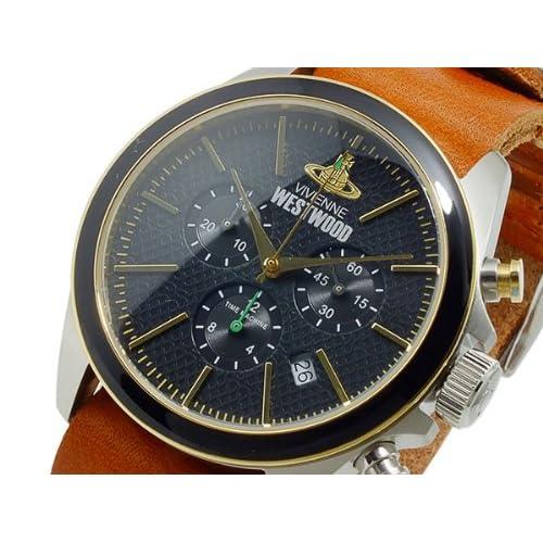ヴィヴィアン ウエストウッド VIVIENNE WESTWOOD 腕時計 VV069BKBR[並行輸入]
