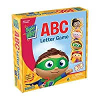 Super Why ABC Letter Game [並行輸入品]