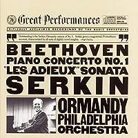 Piano Concerto 1 / Les Adieux Sonata