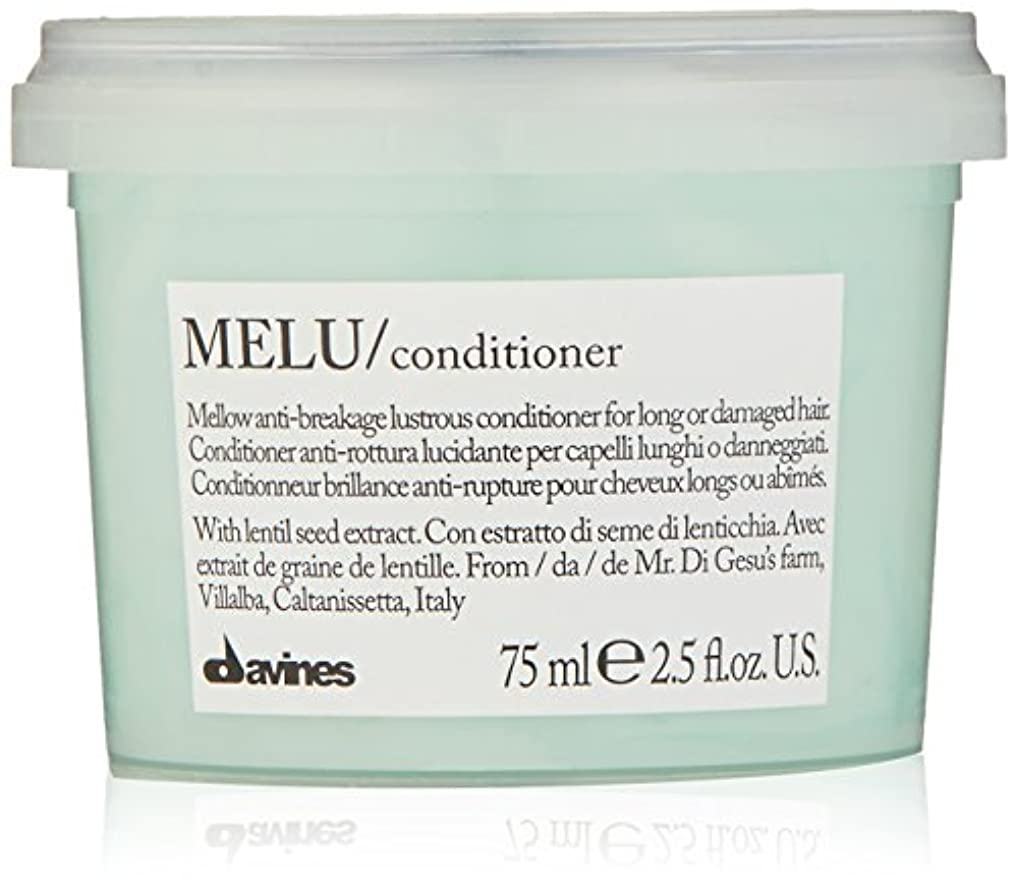 充電失多くの危険がある状況Melu by Davinesコンディショナー75ml