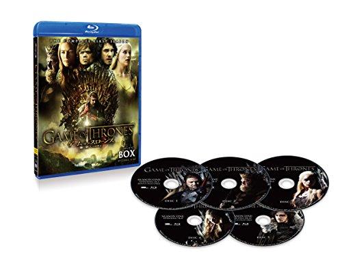 ゲーム・オブ・スローンズ 第一章:七王国戦記 全話セット(全10話収録)[Blu-ray]