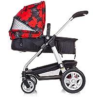 乳母車 四輪サスペンショントロリーは子供の車に乗ることができます 使いやすい (色 : 40センチメートル-24ワット)