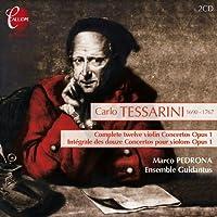 Complete 12 Violin Concertos Op.1