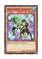 遊戯王 英語版 YS14-EN020 Green Turtle Summoner 玄武の召喚士 (ノーマル) 1st Edition