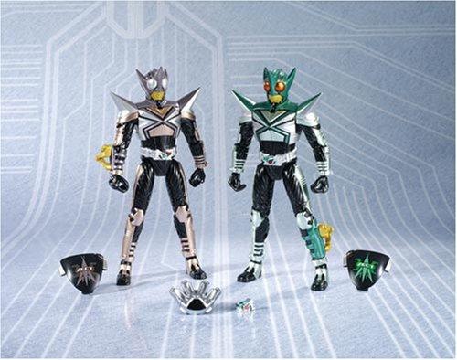 Kamen Rider Kabuto Cast Off Rider 8 Masked Rider Kick