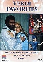 Verdi Favorites [DVD] [Import]