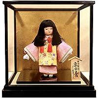 雛人形 久月 ひな人形 雛 浮世人形 ケース飾り 津田蓬生作 宝印6 若葉 京の音 h303-k-takara6-wb-334 K-128
