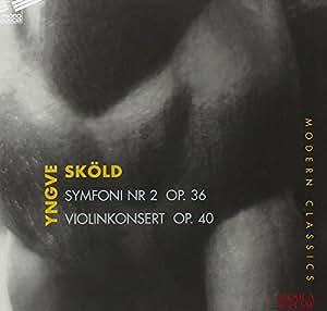 Symfoni No.2 Violinkonsert Op