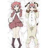 抱き枕カバー アニメ ゆるゆり-赤座あかり-3136 170X50