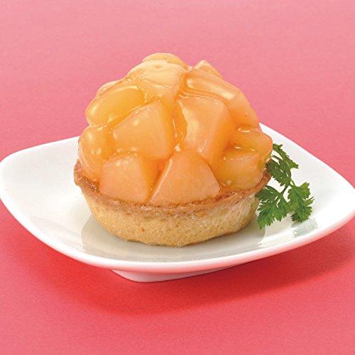 フレック 業務用ケーキ 白桃のタルト 6個 冷凍