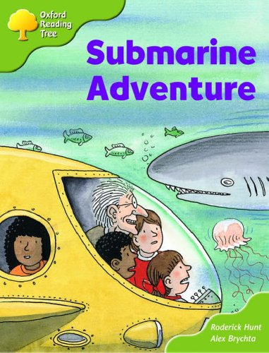Oxford Reading Tree: Stages 6-7: More Storybooks (magic Key): Submarine Adventure: Pack Bの詳細を見る