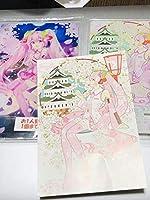 希少、桜ミクアクリルスタンドとポストカードセット