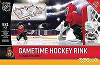 (Ottawa Senators) - OYO NHL Buildable Full Rink Set - Ottawa Senators