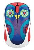 Logicool ロジクール ワイヤレスマウス m238 プレイコレクション Owl( フクロウ) M238PO