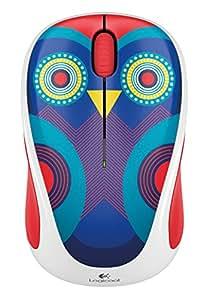 Logicool ロジクール ワイヤレスマウス m238 プレイコレクション Owl(フクロウ) M238PO
