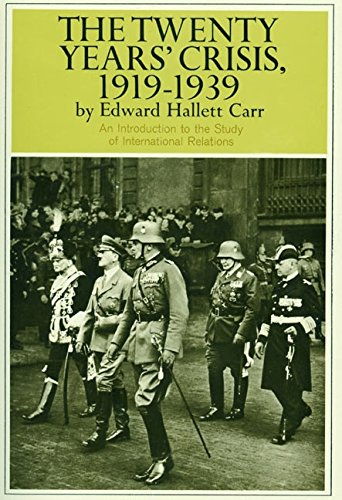 Twenty Years' Crisis, 1919-1939: An Introduction to the Studyof International Relationsの詳細を見る