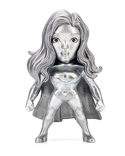 メタルズ ダイキャスト/ DCコミックス: スーパーガール 2.5インチ フィギュア ベアメタル ver