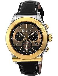 [サルヴァトーレ・フェラガモ]Salvatore Ferragamo 腕時計 フェラガモ1898 グレー文字盤 FFM120016 メンズ 【並行輸入品】