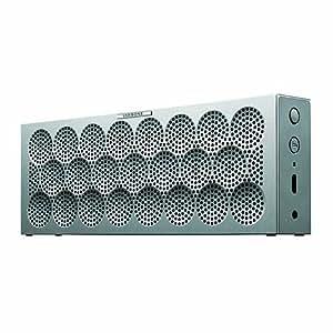 Jawbone MINI JAMBOX ワイヤレス Bluetooth スマートスピーカー シルバードット ALP-MJAM-SD