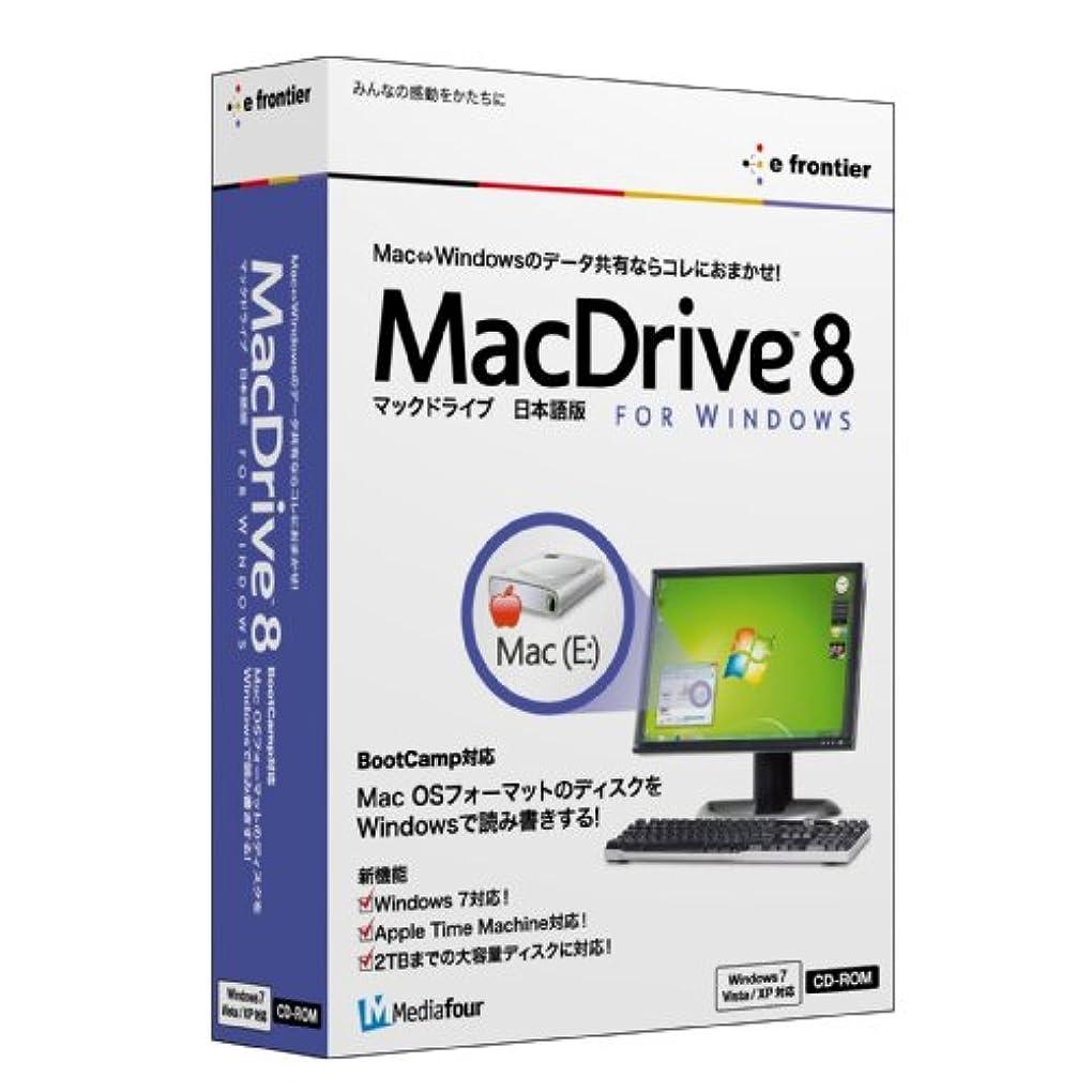 オズワルド放出マウンドMacDrive 8 日本語版
