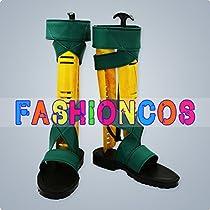 ★サイズ選択可★女性22CM UA0671 拡散性ミリオンアーサー アーサー 魔法の派 コスプレ靴 ブーツ