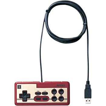 Amazon | iBUFFALO USB接続 8ボタンゲームパッド  …