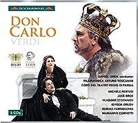 ヴェルディ:歌劇《ドン・カルロ》[CD,3枚組]