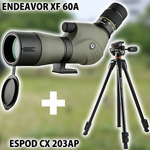 エンデバーXF60A三脚 ルーペスタジオオリジナルセット