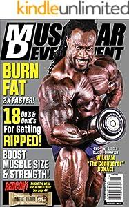 Muscular Development Magazine - Burn Fat (English Edition)
