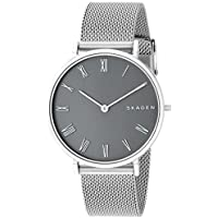 Skagen Slim Hald Stainless Steel watch