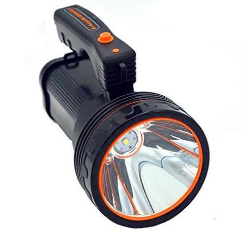 [해외]Eornmor 충전식 LED 라이트 5000 루멘 LED 고휘도 손전등 T6 등 탑재 광범위를 비추는 손전등/Eornmor Rechargeable LED Light 5000 Lumens LED High Brightness Flashlight T 6 Lights A wide range flash light