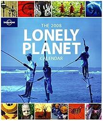 Lonely Planet 2008 Calendar